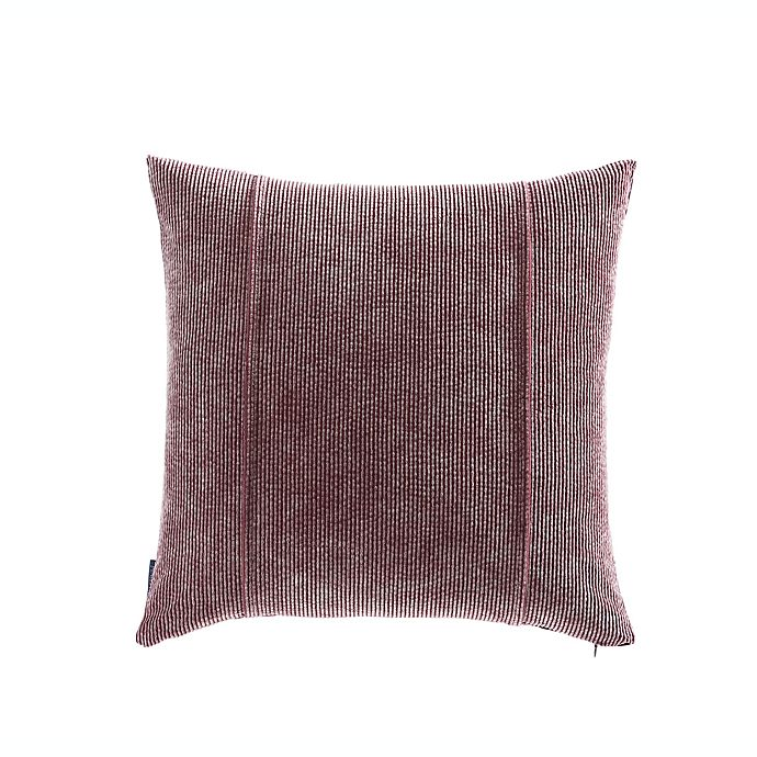 Alternate image 1 for Pendleton® Ryder Corduroy Square Throw Pillow in Rust
