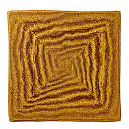 Vern Yip by SKL Home Ombre 25-Inch Square Bath Rug in Yellow