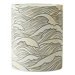Whale Waves Toothbrush Holder