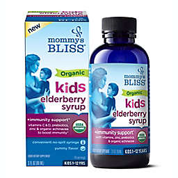 Mommys Bliss® 3 fl. oz. Organic Kids Elderberry Syrup