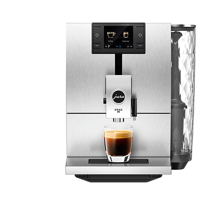 Alternate image 1 for Jura® ENA 8 Fully Automatic Coffee Machine