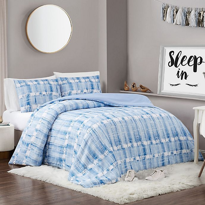 Alternate image 1 for Vince Camuto® Nantucket 2-Piece Twin XL Duvet Set