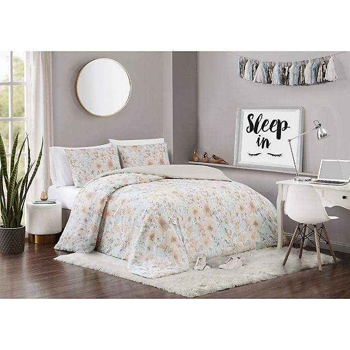 Alternate image 1 for Vince Camuto® Rylee 2-Piece Twin XL Comforter Set