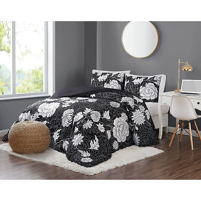 Alternate image 1 for Christian Siriano NY® Blooms Comforter Set