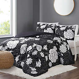 Christian Siriano NY® Blooms 3-Piece Full/Queen Duvet Set