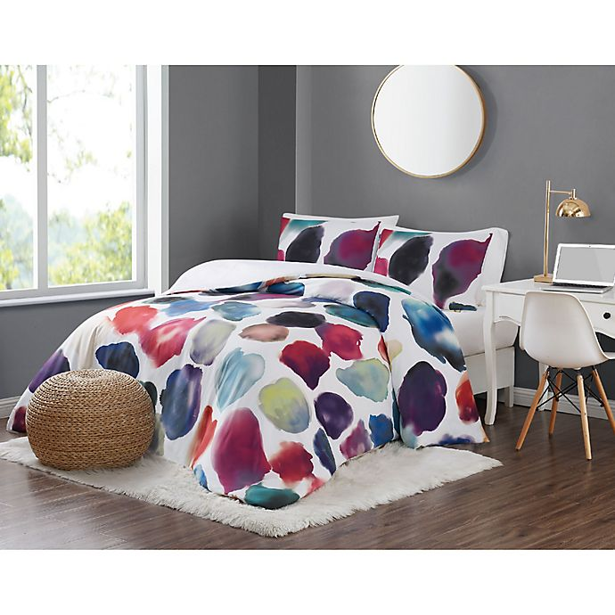 Alternate image 1 for Christian Siriano NY® Artist Strokes 2-Piece Twin XL Comforter Set