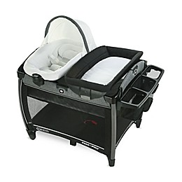 Graco® Pack 'n Play® Quick Connect™ Portable Seat DLX Playard in Nico