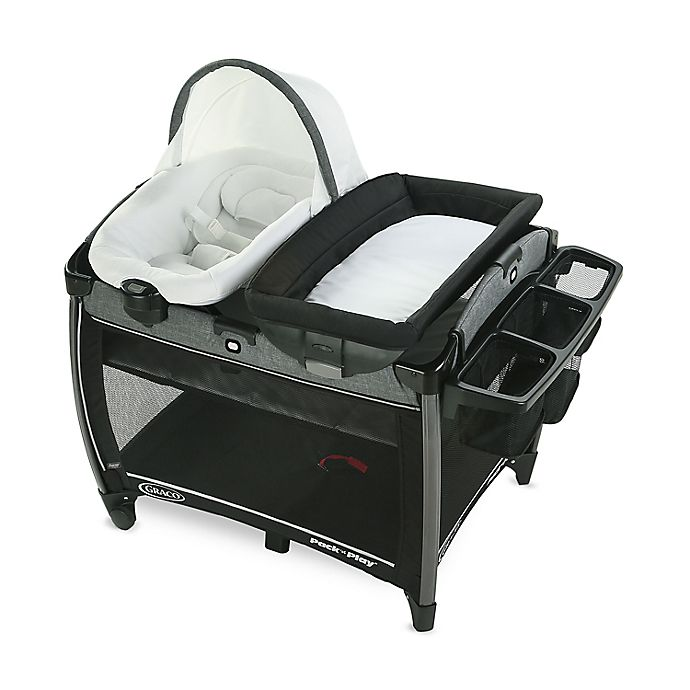 Alternate image 1 for Graco® Pack 'n Play® Quick Connect™ Portable Seat DLX Playard