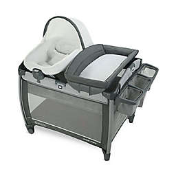 Graco® Pack 'n Play® Quick Connect™ Portable Seat DLX Playard in Ellison
