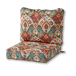greendale home fashions® Asbury 2-Piece Outdoor Deep Seat Cushion Set