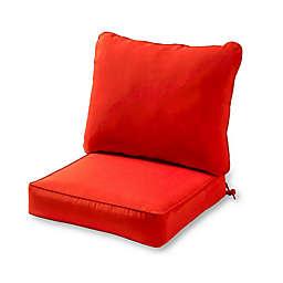 greendale home fashions® 2-Piece Outdoor Deep Seat Cushion Set
