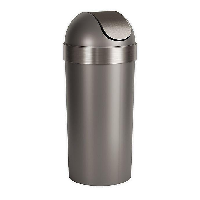 Alternate image 1 for Umbra® Venti 62-Liter Trash Can