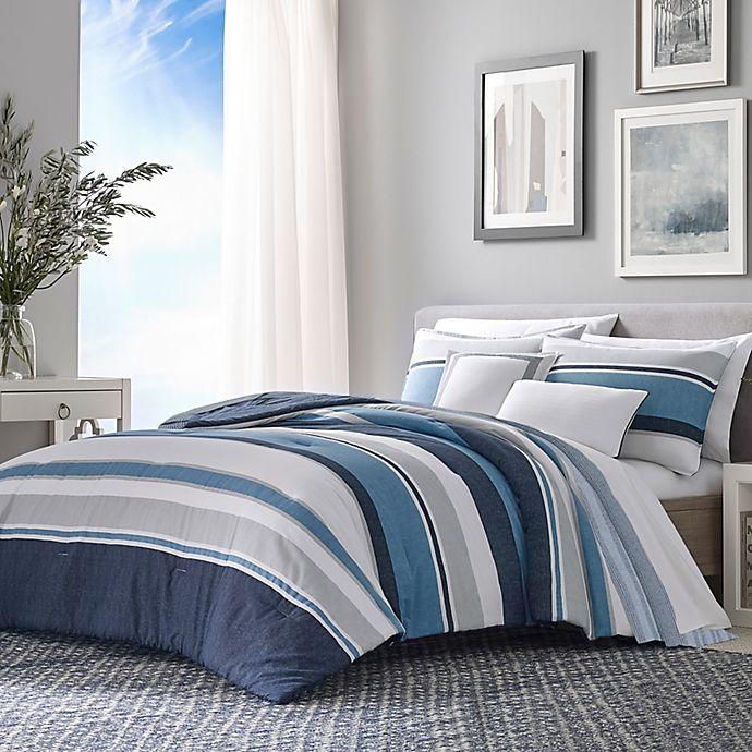 Alternate image 1 for Nautica® Westport Comforter Bonus Set in Navy