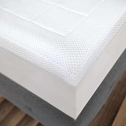 SensorPEDIC 3-Zone Memory Foam Full Mattress Topper