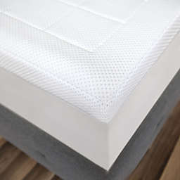 SensorPEDIC 3-Zone Memory Foam King MattressTopper