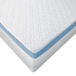 SensorPEDIC® 4-Inch Supreme Cooling Queen Bed Topper