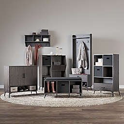 RiverRidge Home Woodbury Furniture in Weathered Wood Collection