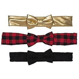 So 'dorable 3-Pack Holiday Headbands