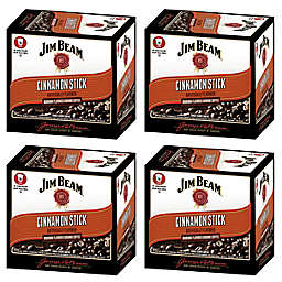 Jim Beam® 72-Count Cinnamon Stick Bourbon Flavored Coffee for Single Serve Coffee Makers