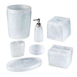Avanti Pearl Drop Bath Accessory Collection