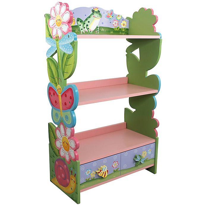 Alternate image 1 for Fantasy Fields Toy Furniture Magic Garden Bookshelf