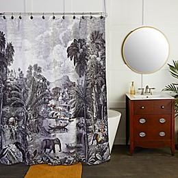 Shangri La Shower Curtain