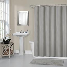 Titan 70-Inch x 72-Inch Waterproof Fabric Shower Curtain Liner