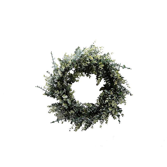 Alternate image 1 for Elements 23-Inch Euclayptus Wreath