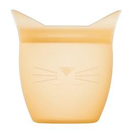 Zip Top Cat Baby Snack Container