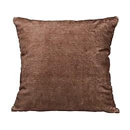 Bee & Willow™ Home Faux Rabbit Fur European Throw Pillow