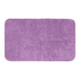 Cabernet 30''x 50'' Bath Rug in Purple