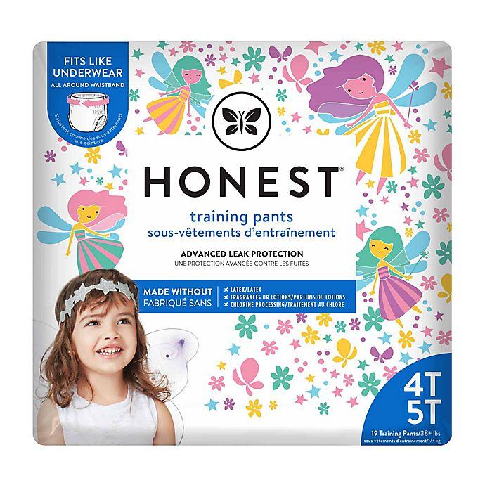 Alternate image 1 for Honest Training Pants in Fairy Pattern