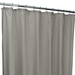 70-Inch x 72-Inch Microfiber Shower Curtain Liner
