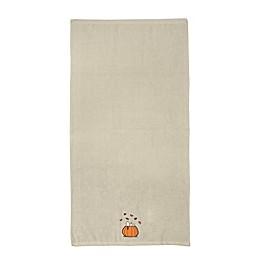 Peanuts™ Harvest Bath Towel in Tan