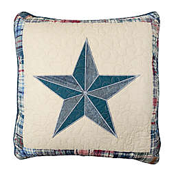 Donna Sharp Austin Star Square Throw Pillow