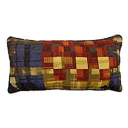 Donna Sharp Rustic Star Oblong Throw Pillow