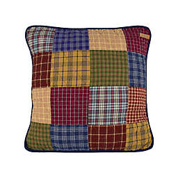 Donna Sharp® Lakehouse Patchwork Square Throw Pillow