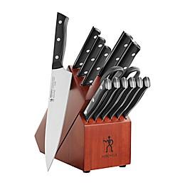 Zwilling® J.A. Henckels International Everedge Dynamic 14-Piece Knife Block Set