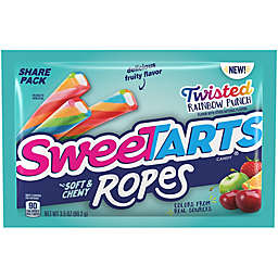 SweetTarts® 3.5 oz. Share Pack Twisted Rainbow Punch Ropes Candy
