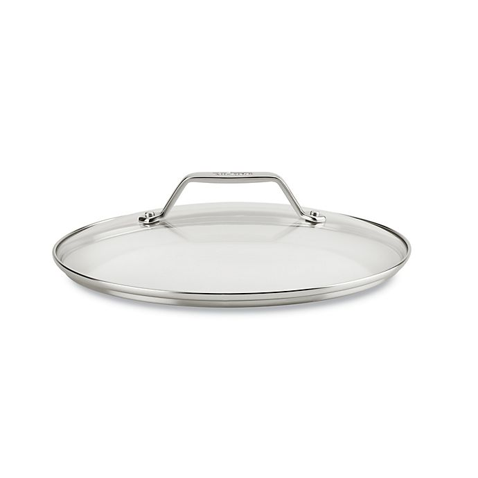 Alternate image 1 for All-Clad 10.5-Inch Glass Lid