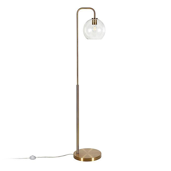 Alternate image 1 for Hudson&Canal Harry Arc Floor Lamp