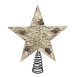 Bee & Willow™ Home 10-Inch Star LED Tree Topper in Natural