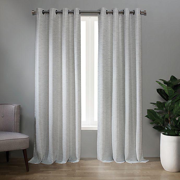 Alternate image 1 for Landon Room Darkening Grommet Window Curtain Panel (Single)