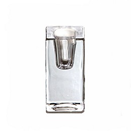 tag® Chunky Glass Taper Candle Holder