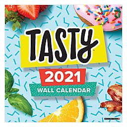 Tasty™ 18-Month July 2020 to December 2021 Wall Calendar