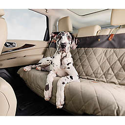 PetSafe® Happy Ride™ Quilted Bench Car Seat Cover in Green