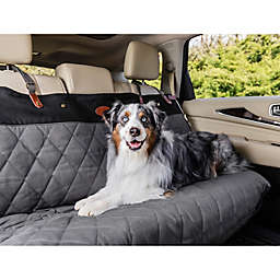 PetSafe® Happy Ride™ Quilted Bench Pet Seat Cover in Grey