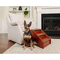 PetSafe® CozyUp™ Folding Wood Pet Steps in Brown