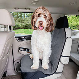 PetSafe® Happy Ride™ Quilted Bucket Seat Cover in Grey