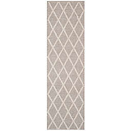 Safavieh Natura Gemma 2'3 x 12' Runner in Grey